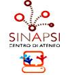 Logo Sinapsi e logo di accessibilità