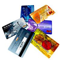 Immagine carte di credito