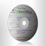 Immagine cd di LibreOffice